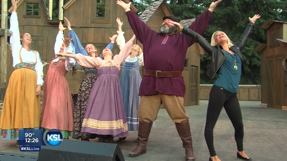 Fiddler On The Roof At Sundance Resort Ksl Com