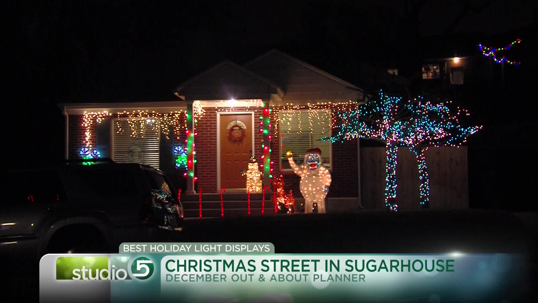 Studio 5 - Best Christmas Light Displays