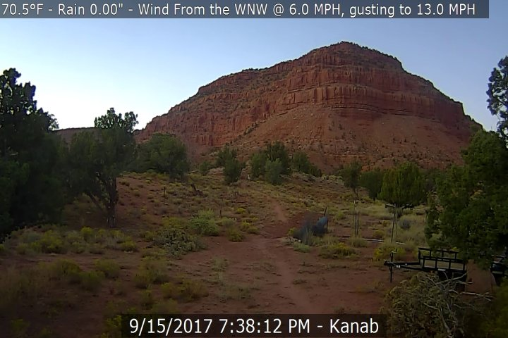 Kanab - Cliffs