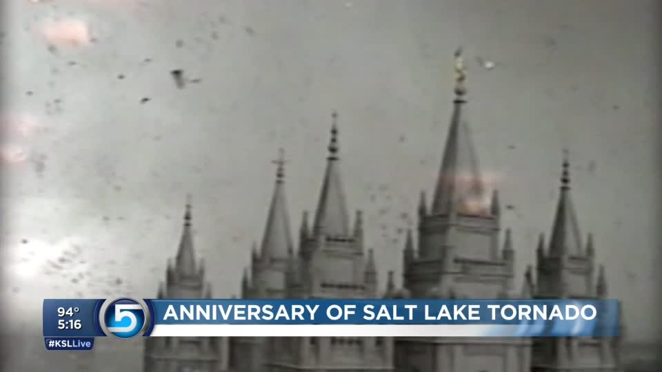 Image result for tornado salt lake temple