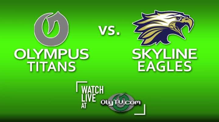 Olympus Girls Varsity Basketball vs. Skyline