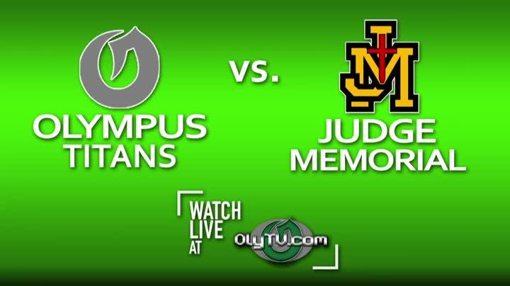 Olympus Girls Varsity Basketball vs. Judge Memorial