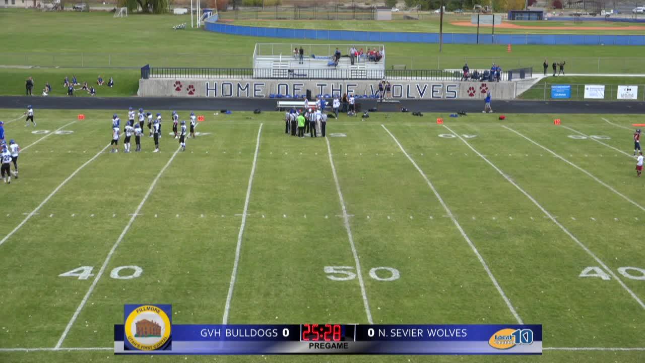 2A football playoffs first round: South Sevier at Millard
