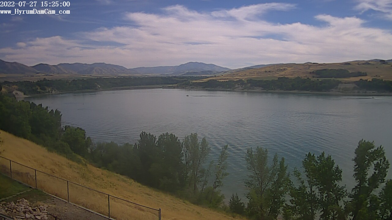 Hyrum State Park - Southeast