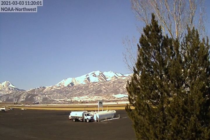 Heber Airport- Southwest