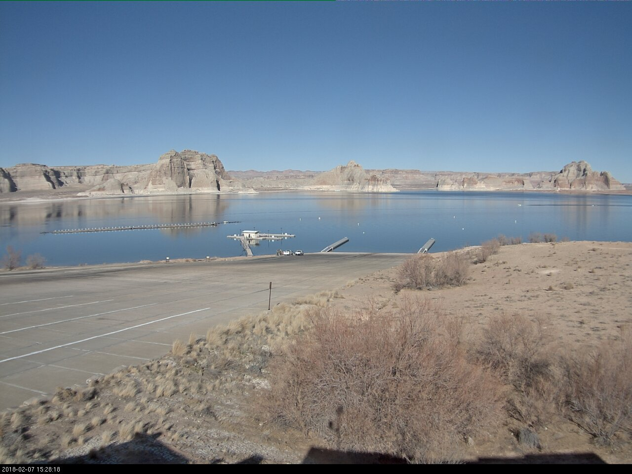 Lake Powell - Wahweap Ramp