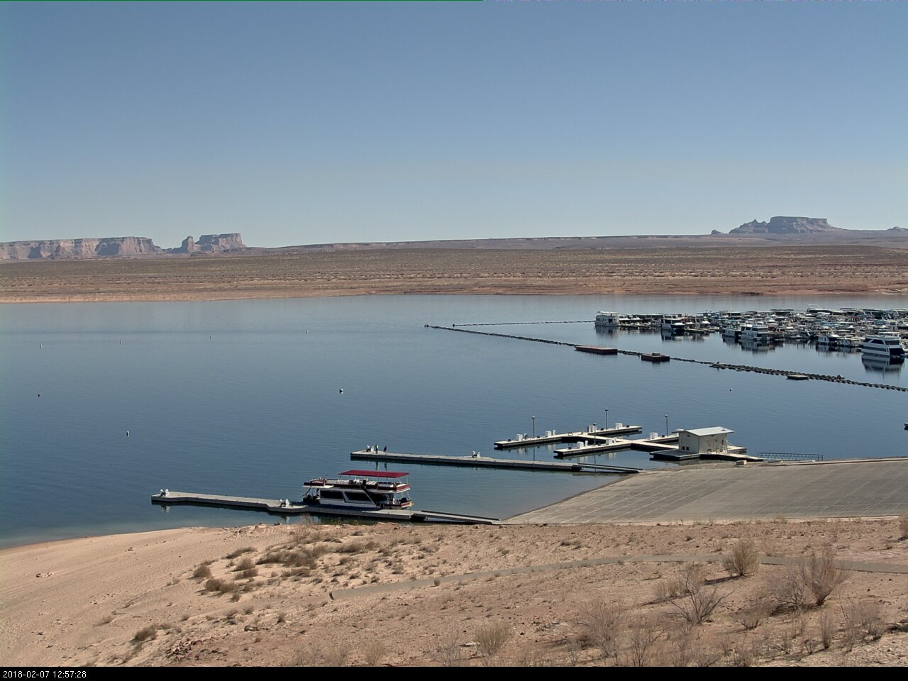 Lake Powell - Wahweap